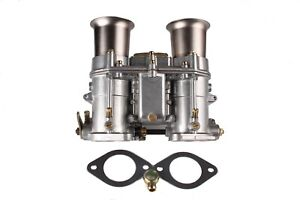 New Carburetor For Weber 48ida 19030 018 Rod With Two Gaskets