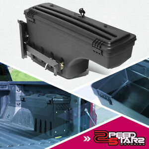 Right Truck Bed Wheel Well Swing Case Tool Box For 2015 2019 Gmc Canyon Colorado