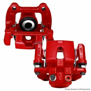 For 1994 2004 Ford Mustang 2 Rear Powder Coated Red Brake Calipers