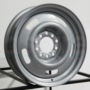 Vision 55 Rally 15x4 15x5 5x114 3 5x4 75 0 6 Silver Wheels 4 15 Inch Staggered
