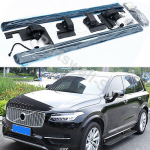 Deployable Electric Running Board Side Steps Fit For Xc60 2018 2021