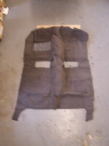 Buick 1950 1953 Roadmaster Super 2 Door Hardtop Cpe Charcoal Cut Pile Carpet