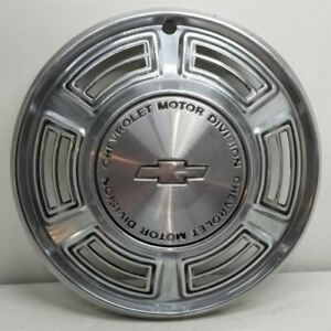 Wheel Cover Hubcap Mag Without Fin Type Fits 70 Chevelle 2575