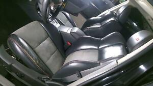06 08 Dodge Charger Srt 8 Leather Seat Set front rear Oem see Description