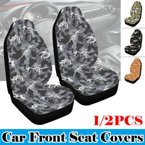 Front Seat Cover Protector Breathable Pad Cushion Universal For Car Auto Suv