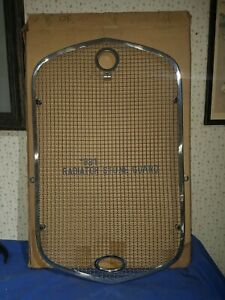 Nors 1931 Ford Model A Radiator Stone Guard