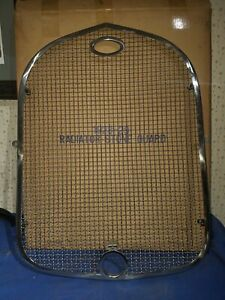 Nors 1928 1929 Ford Model A Radiator Stone Guard 3