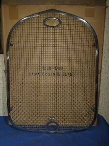 Nors 1928 1929 Ford Model A Radiator Stone Guard 2