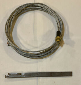 Telpro Panellift Replacement Standard Cable 2 05 For Drywall Lift Model 138 2