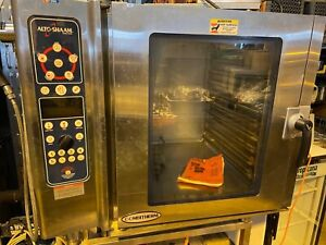 Alto shaam 10 18 Esi Combitherm Convection Oven Steamer Not Tested