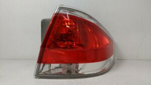 2008 2011 Ford Focus Passenger Right Side Tail Light Taillight Oem 86182