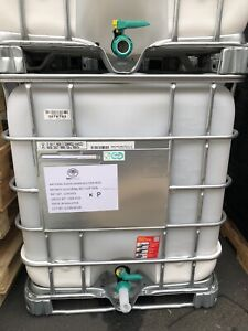 275 Gallon Ibc Tote Food Grade Storage Container Water Tank pickup Only