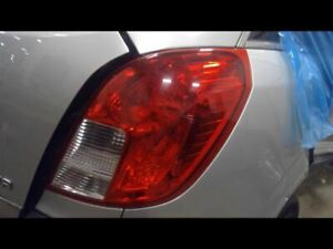 Rh Passenger Side Tail Lamp 2013 Captiva S Sku 2913823