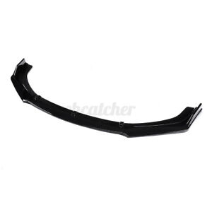 Front Bumper Lip Spoiler Lower Splitter For Toyota 86 Gt86 Scion Fr S Subaru Brz