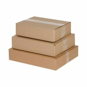 Cardboard Boxes Many Sizes Available packing Mailing Moving Storage free Ship