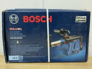 Bosch Bulldog Core18v 33 fl Oz Dry Dust Collector With Hepa Filter