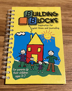 Building Blocks Journal Inspiraton For Quiet Times a34