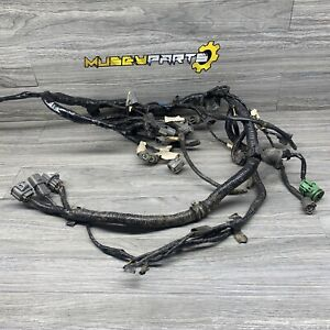 1995 Honda Civic 1 5 D15b7 M T Engine Wire Wiring Harness Oem For Parts Only