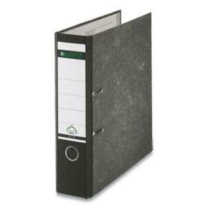 Esselte R80 bk European A4 Lever arch Two ring Binder 2 Capacity 11 7 X 8 27