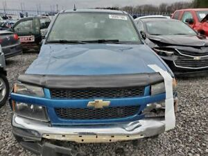 Driver Front Seat Bucket And Bench Split Seat Opt Am6 Fits 06 12 Canyon 3096034
