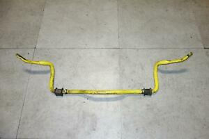 Jdm Toyota Celica Genuine Trd Sway Bar Front Yellow Zzt231 Gt Gts 2000 2005