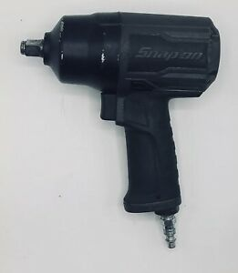 Snap On Pt850gmg 1 2 Inch Drive Air Impact Wrench Great Condition