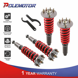 Front Rear Coilovers Kits For 98 02 Honda Accord 01 03 Acura Cl 99 03 Acura Tl
