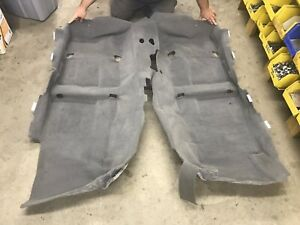 2005 2009 Ford Mustang Gt Grey Carpet Factory Oem 06 07 08