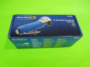 New Blue Point Reversible 3 Air Cut off Tool Pneumatic At157r