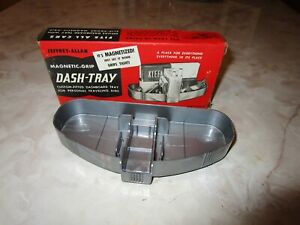 Nors Accessory Dash Tray 1950 s Cadillac Packard Willys Buick Chrysler Ford Olds