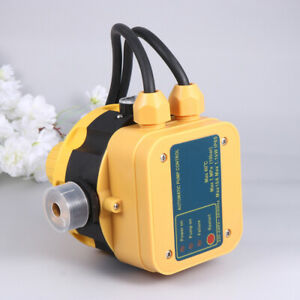 220 240v Automatic Water Pump Pressure Controller Electronic Switch Water Pump C