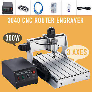 3040 Cnc Router Machine 3 axis Wood Engraver Cutter With Usb Port For Craftsmen