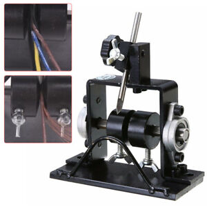 Manual Wire Stripping Machine Cable Stripper Copper Scrap Metal Recycle Tool Us