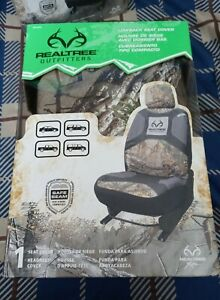 Realtree Camo Lowback Seat Cover Camouflage Universal Rsc7009