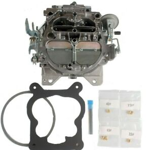 66 Rochester Quadrajet 4mv Carburetor For Chevy1966 327 Engi Like Edelbrock 1901