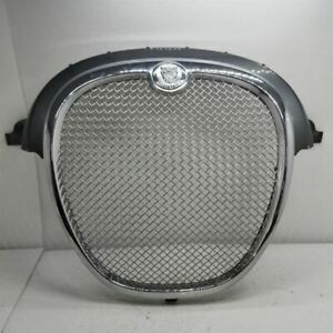Grille Excluding R Model Chrome Grille Fits 05 08 S Type 2810
