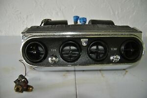 1966 Ford Mustang Under Dash Air Conditioning