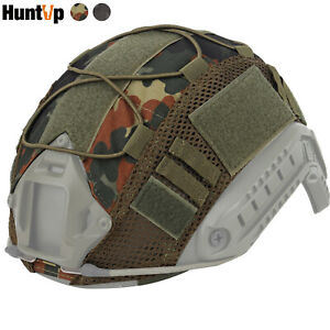 Tactical Helmet Cover for FAST Helmet Army Military Protective Headwear Cloth $10.44