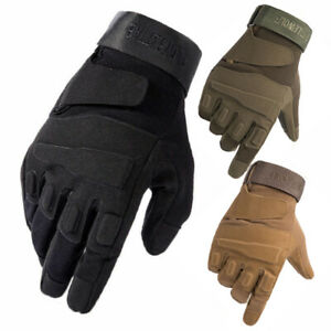 Tactical Safety Work Gloves Men Auto Repair Construction Logistic Heavy Duty Diy