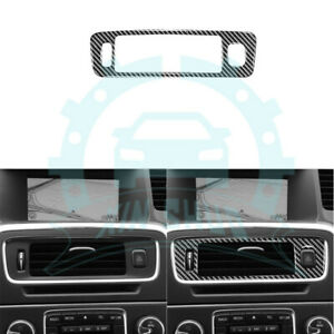 Car Lhd Central Air Vent Outlet Cover For Volvo V60 2010 2017 S60 2010 2018
