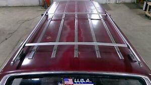 83 91 Ford Ltd Country Squire Wagon Oem Luggage Rack Assembly With Cross Bars X2