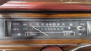 83 91 Ford Ltd Country Squire Wagon Oem Speedometer Cluster Assembly 47k