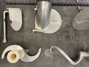 Hobart Bakery Mixer A 200 With Extra Hobart Attachments Hobart Cheese Grater