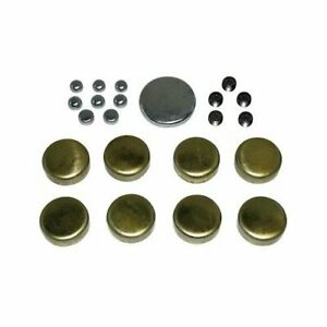 Proform Parts 66552 Freeze Plugs Brass Chevy Big Block Kit
