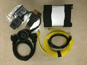 Us Dealer Icom Next A3 B C Interface Fit For Bmw Diagnosis Programming Scanner