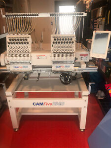 Camfive Cfhs ht1502 Commercial Embroidery Machine