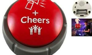 Air Horn Can Sound Effect With Applause And Cheers Noise Button Buzzer For