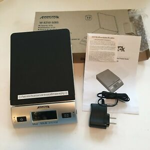 Digital Postage Scale New With Instructions Accuteck Up To 50 Pounds