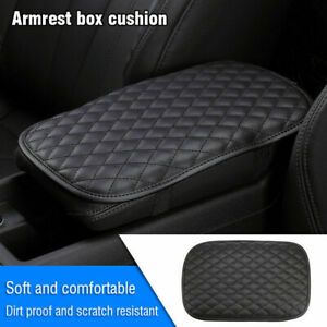 Cars Accessory Armrest Cushion Covers Center Console Box Pad Protector Universal