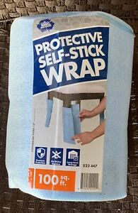 Pratt Retail Specialties 12 In X 100 Ft Self stick Furniture Foam Wrap